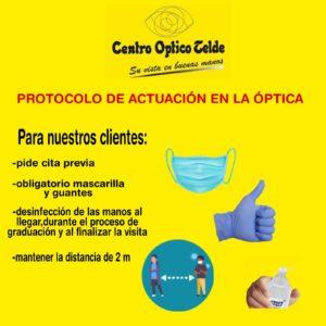 protocolo desinfeccion